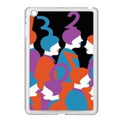 People Apple iPad Mini Case (White)
