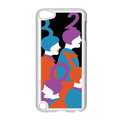People Apple iPod Touch 5 Case (White)