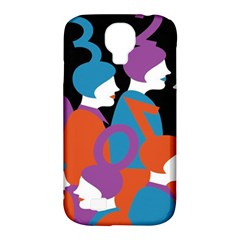 People Samsung Galaxy S4 Classic Hardshell Case (PC+Silicone)