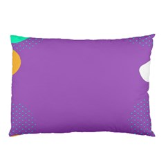 Purple Pillow Case