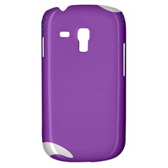 Purple Galaxy S3 Mini