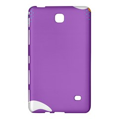 Purple Samsung Galaxy Tab 4 (8 ) Hardshell Case