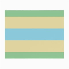 Romantic Flags Small Glasses Cloth (2-Side)