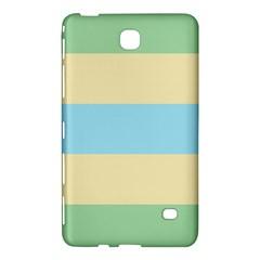 Romantic Flags Samsung Galaxy Tab 4 (7 ) Hardshell Case