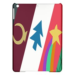 Star Color iPad Air Hardshell Cases