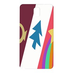 Star Color Samsung Galaxy Note 3 N9005 Hardshell Back Case