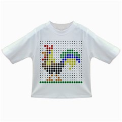 Rooster Infant/Toddler T-Shirts