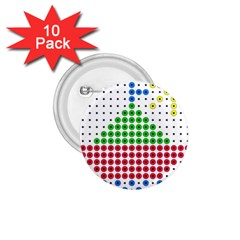 Ship 1.75  Buttons (10 pack)
