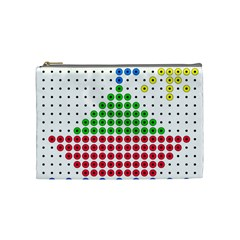 Ship Cosmetic Bag (Medium)
