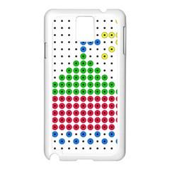 Ship Samsung Galaxy Note 3 N9005 Case (White)