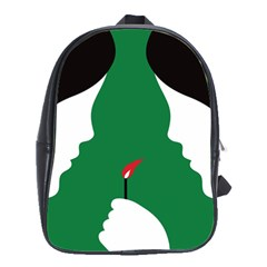Two Face School Bags(Large)