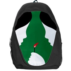 Two Face Backpack Bag