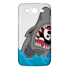 Panda Sharke Blue Sea Samsung Galaxy Mega 5.8 I9152 Hardshell Case