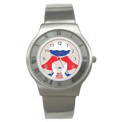 Woman Stainless Steel Watch