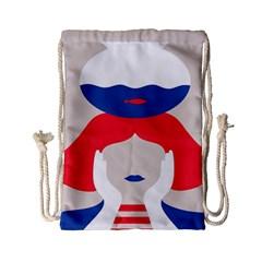 Woman Drawstring Bag (Small)