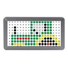 Tractor Perler Bead Memory Card Reader (Mini)