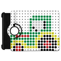 Tractor Perler Bead Kindle Fire HD 7