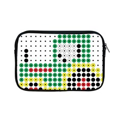 Tractor Perler Bead Apple iPad Mini Zipper Cases