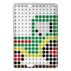 Tractor Perler Bead Amazon Kindle Fire HD (2013) Hardshell Case