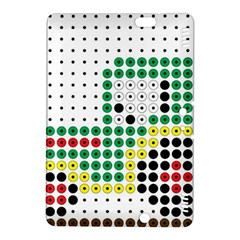 Tractor Perler Bead Kindle Fire HDX 8.9  Hardshell Case