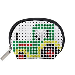 Tractor Perler Bead Accessory Pouches (Small)