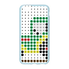 Tractor Perler Bead Apple Seamless iPhone 6/6S Case (Color)