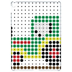 Tractor Perler Bead Apple iPad Pro 12.9   Hardshell Case
