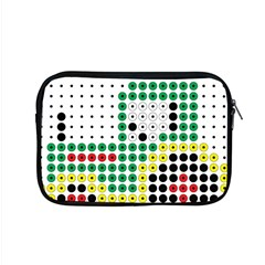 Tractor Perler Bead Apple MacBook Pro 15  Zipper Case