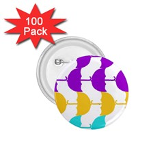 Umbrella 1.75  Buttons (100 pack)