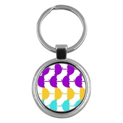 Umbrella Key Chains (Round)