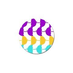 Umbrella Golf Ball Marker (10 pack)