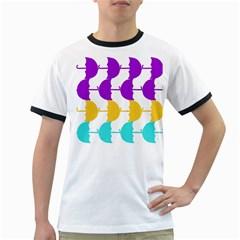 Umbrella Ringer T-Shirts