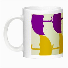 Umbrella Night Luminous Mugs