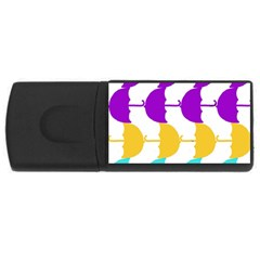 Umbrella USB Flash Drive Rectangular (4 GB)