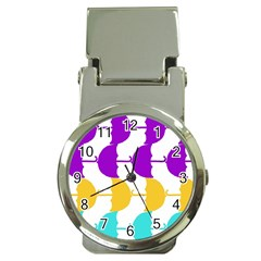 Umbrella Money Clip Watches