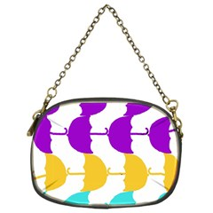 Umbrella Chain Purses (One Side)