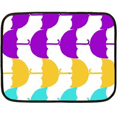 Umbrella Fleece Blanket (Mini)