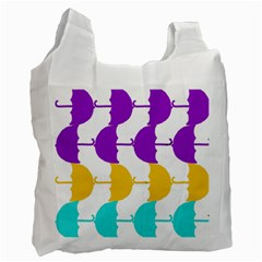 Umbrella Recycle Bag (Two Side)