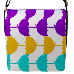Umbrella Flap Messenger Bag (S)