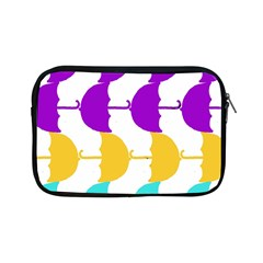 Umbrella Apple iPad Mini Zipper Cases