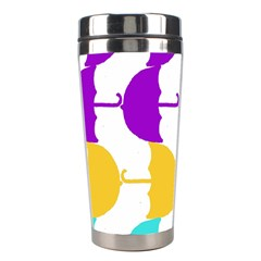 Umbrella Stainless Steel Travel Tumblers