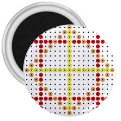 Vertical Horizontal 3  Magnets