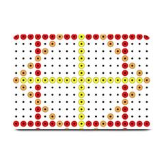Vertical Horizontal Plate Mats