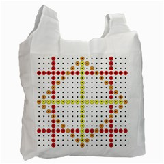 Vertical Horizontal Recycle Bag (Two Side)