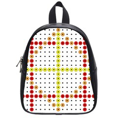 Vertical Horizontal School Bags (Small)