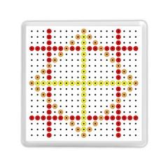 Vertical Horizontal Memory Card Reader (Square)