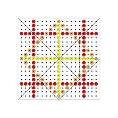 Vertical Horizontal Acrylic Tangram Puzzle (4  x 4 )