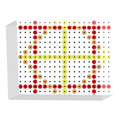 Vertical Horizontal 5 x 7  Acrylic Photo Blocks