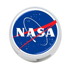Nasa Logo 4-Port USB Hub (Two Sides)
