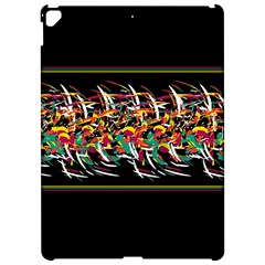 Colorful Barbwire  Apple Ipad Pro 12 9   Hardshell Case